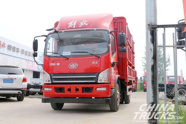 Jiefang Sales Volume Reached 24,579 Units in November