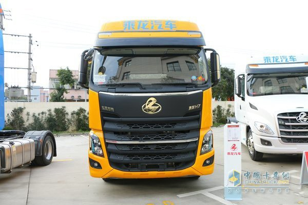 Chenglong H7 2019 Truck Makes its Debut in Shanghai