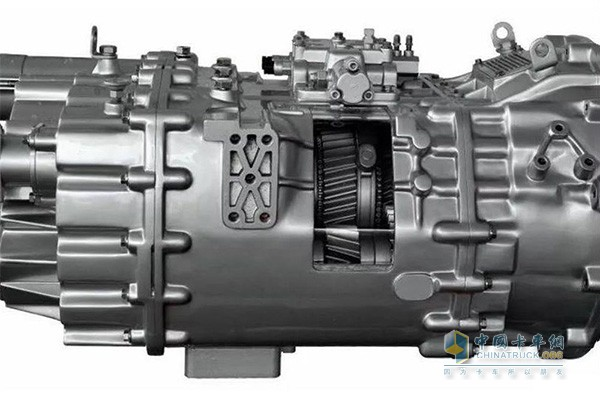 Dongfeng Heavy-duty 14-speed Auto Transmission Gearbox Went Off Production Line