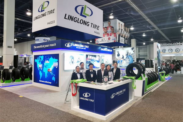 Linglong Tire Appears at SEMA Show 2019