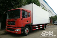 Dongfeng D9 ZLZKW5CR046 Refrigerator Truck