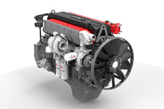 Sany Join Hands with Deutz to Unveil the Truck Engine