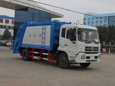 CLW5120ZYSD5 Compression Refuse Collector